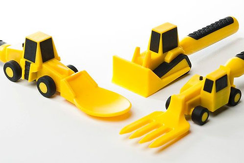 Construction Utensils for Toddlers, Infants, Babies and Kids
