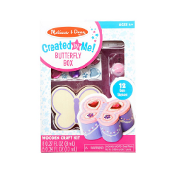 Butterfly Box - Created by Me