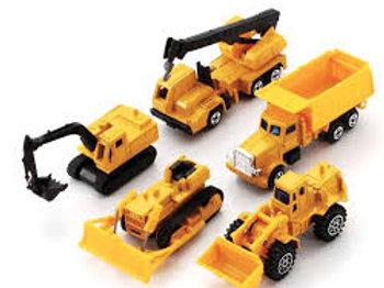 City Team Gift Set - Construction
