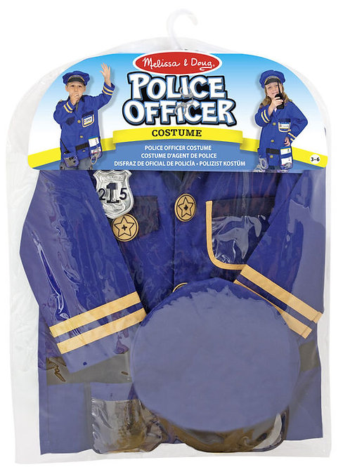Police Role Play Set