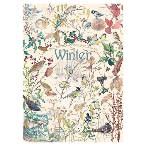 Country Diary - Winter (1000 pieces)