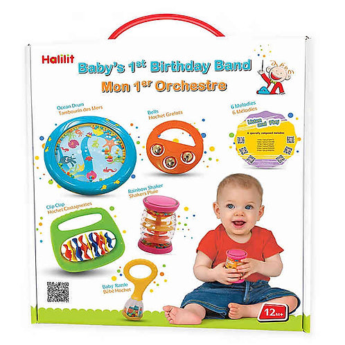 Baby's 1st Birthday Band