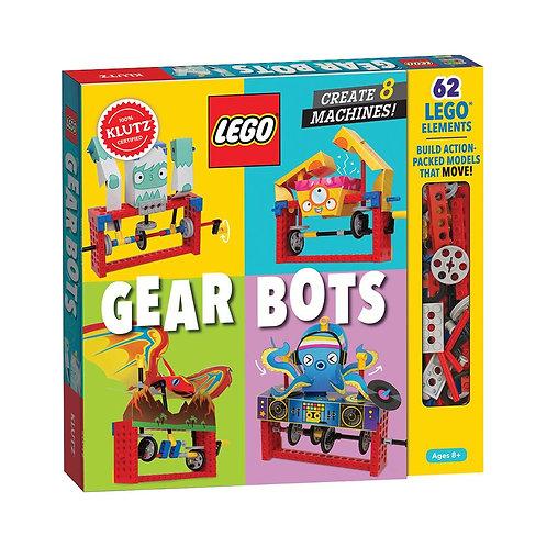 Klutz Lego - Gear Bots