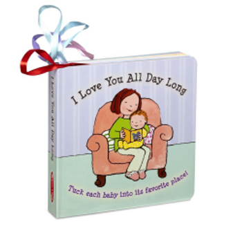 I Love You All Day Long Book