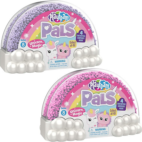Play Foam Unicorn Magic Pals