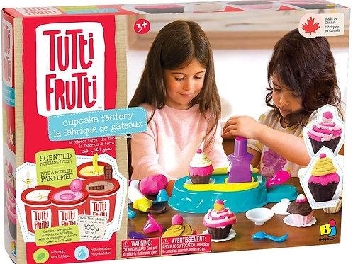 Tutti Frutti Cupcake Factory