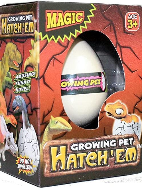 Hatch 'Em Dino