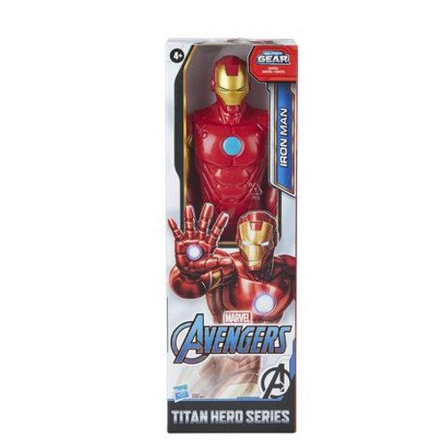 Iron Man Figure - Titan Hero Series