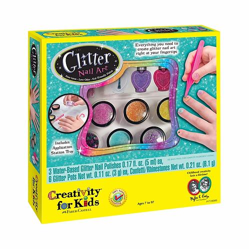 CFK - Glitter Nail Art