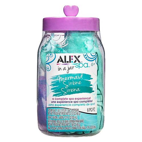 Alex Spa in a Jar -Mermaid