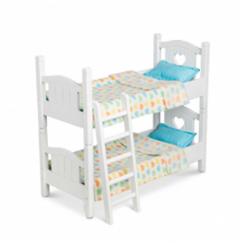 Doll Bunk Bed (wooden)
