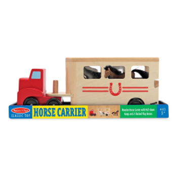 Horse Carrier (Melissa & Doug Wooden Toy)
