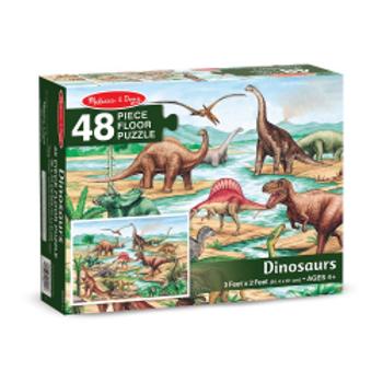 Dinosaurs Floor Puzzle (48 pieces)
