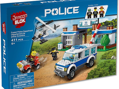 Forest Police Department (Dragon Blok)