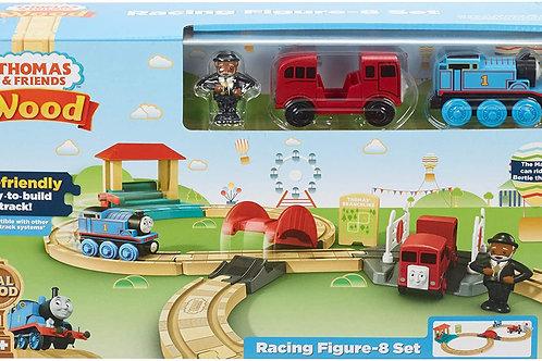 Thomas & Friends Wooden Racing Figure-8 Set