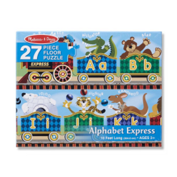 Alphabet Express Floor Puzzle (27 pieces)