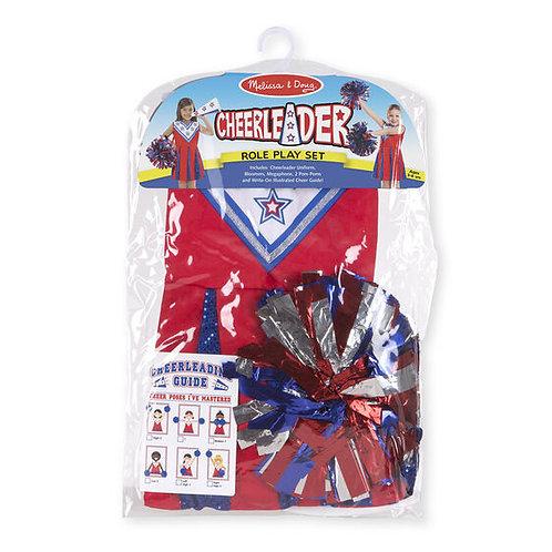 Cheerleader - Role Play Costume Set