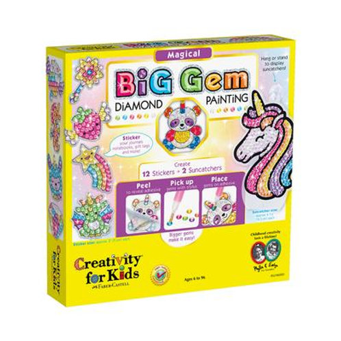 CFK - Big Gem Diamond Painting Kit