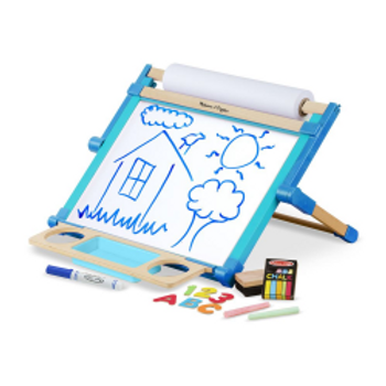 Tabletop Easel - Wooden Double Sided