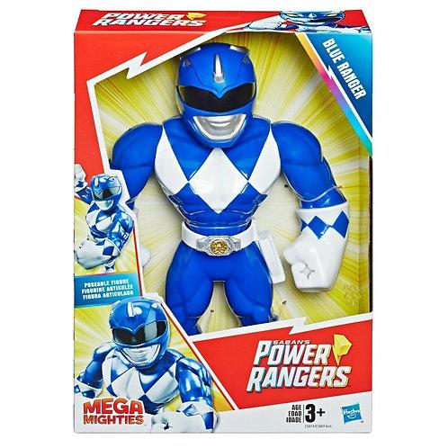Power Ranger Figure - Blue