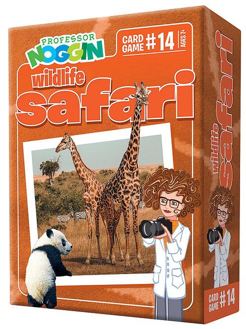 Professor Noggin's - Wildlife Safari
