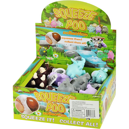 Squeezy Poo Jungle
