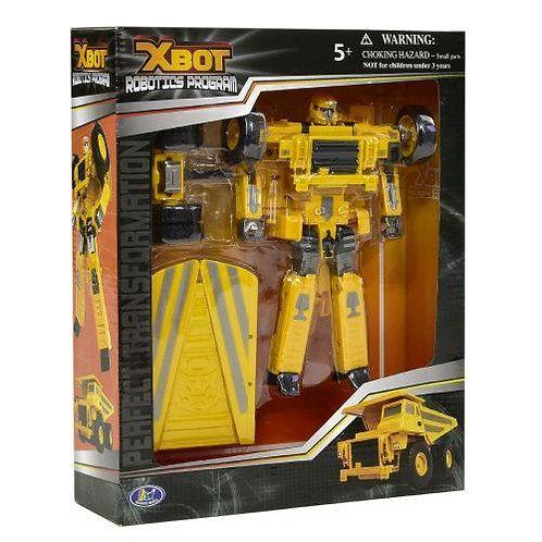Xbot Transforming Dump Truck