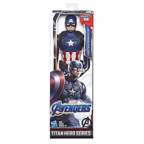 Captain America Figure - Titan Hero Series