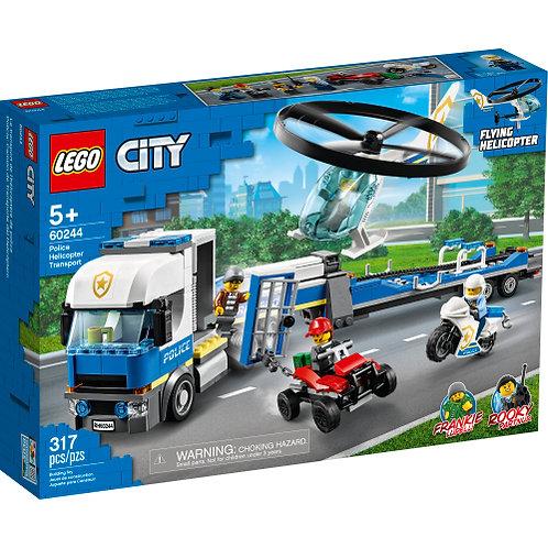 Police Helicopter Transport