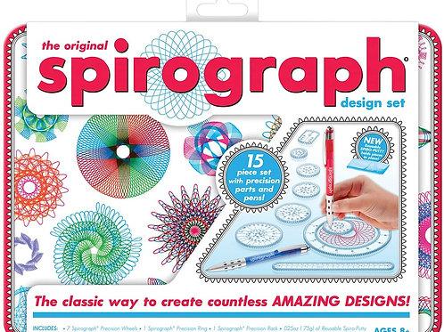 Spirograph Design Set Tin