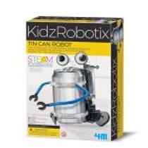 Tin Can Robot (4M)