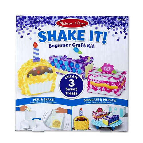 Shake It! Deluxe Sweet Treats Beginner Craft Kit