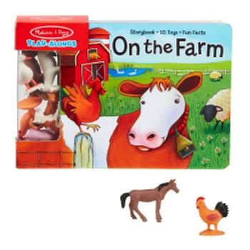Play Along Book - On The Farm