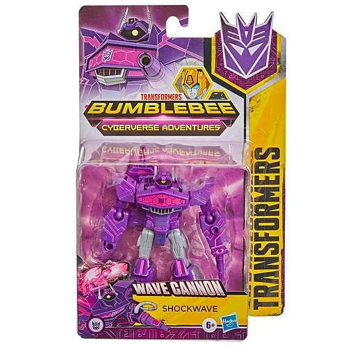 Transformers Cyberverse - Shockwave