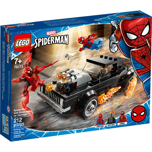 Spider-Man and Ghost Rider vs. Carnage