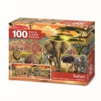 Safari Floor Puzzle (100 pieces)