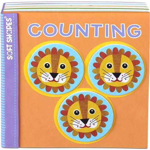 Soft Shapes Book - Counting