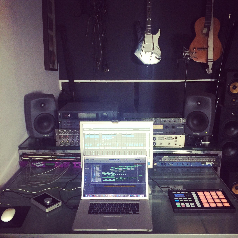 Re-organised my studio!!