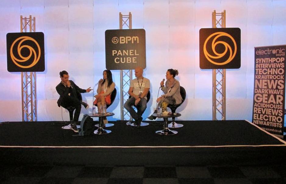 On the Panel @BPM Sept 2015