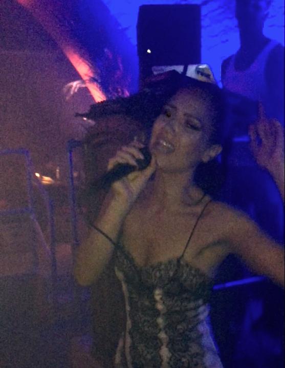 Performing At FuManchu Club Aug 2015