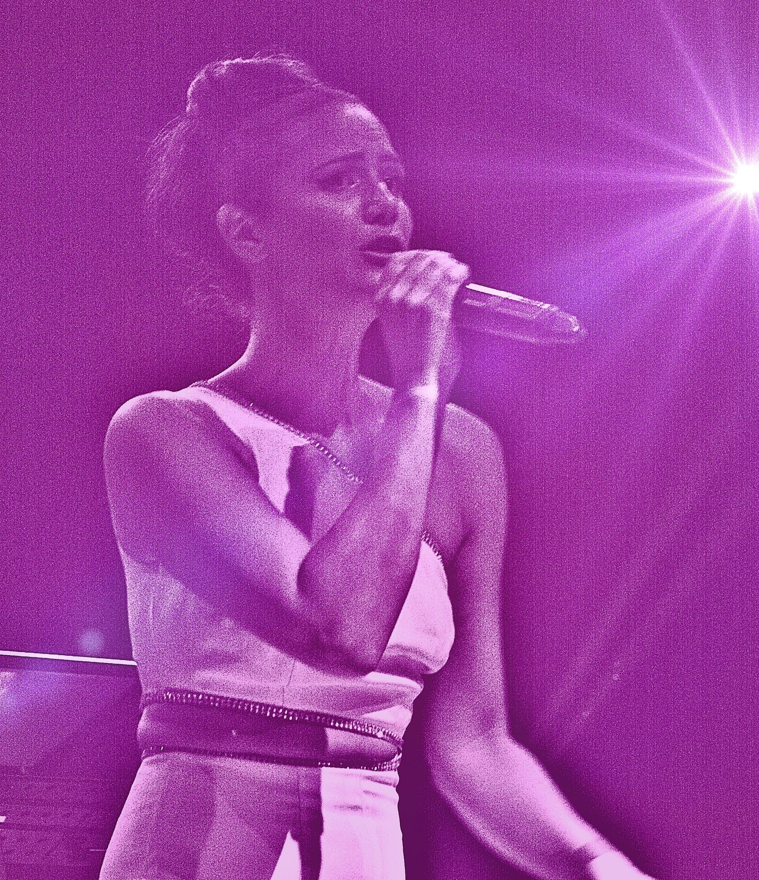 Singing at Kentish Town Forum