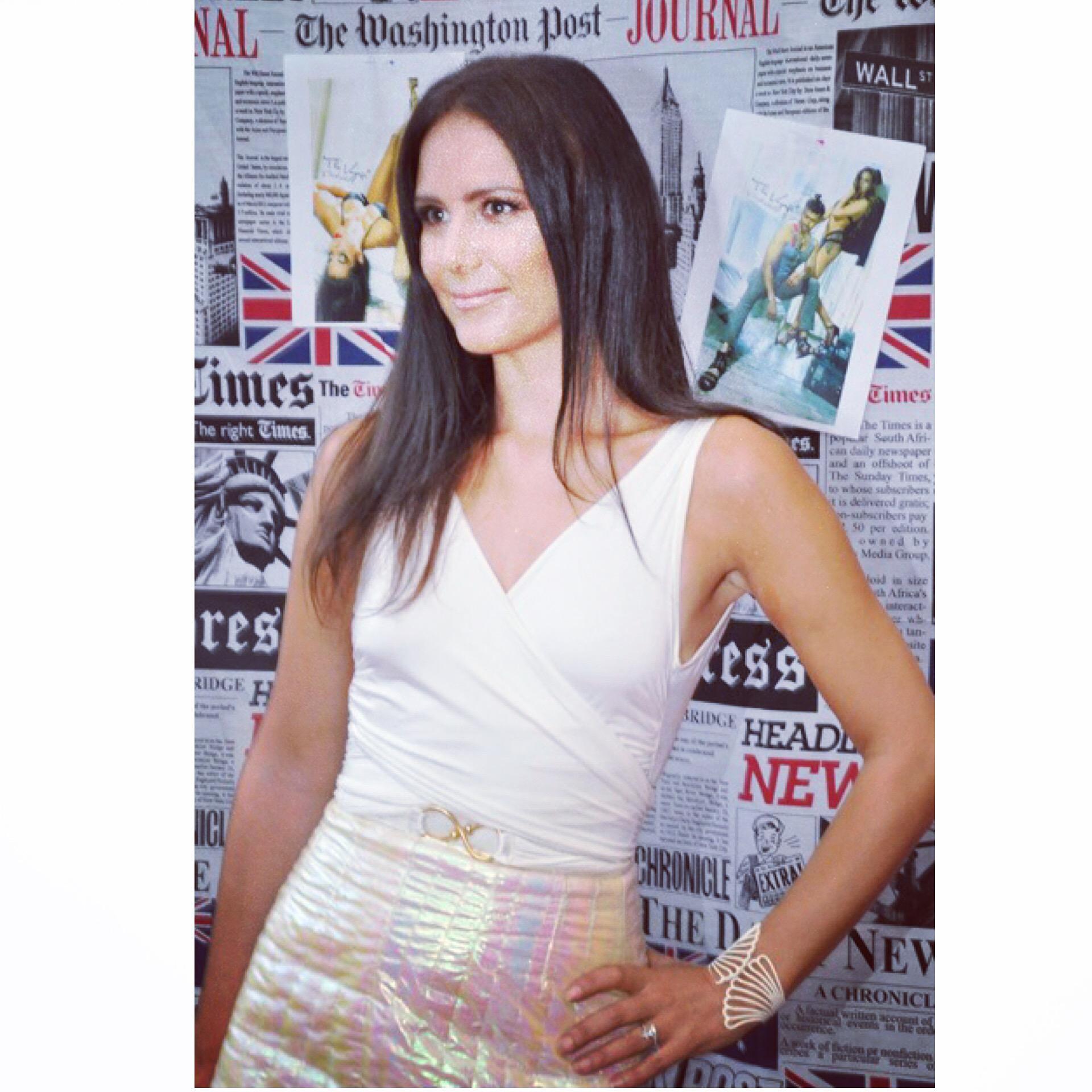 Red Carpet - Estelle Rubio