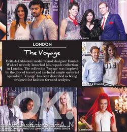 Estelle Rubio Ok! Magazine Aug 2015