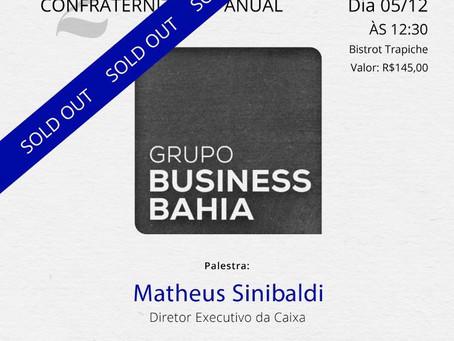 2ª Confraternização Anual do Business Bahia