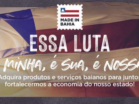 """""""Made in Bahia"""" chama atenção do consumidor para negócios locais"""