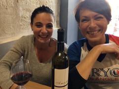 coureuses cryo thérapie vin