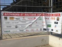 Cryothérapie sponsort du marathon des côtes du Rhone