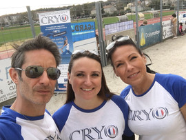 Cryo France Therapie Staff