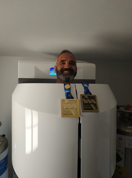 Cryothérapie champion du monde
