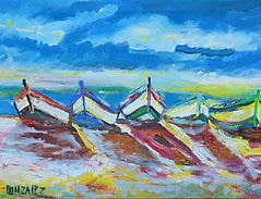 Boats at the Shore